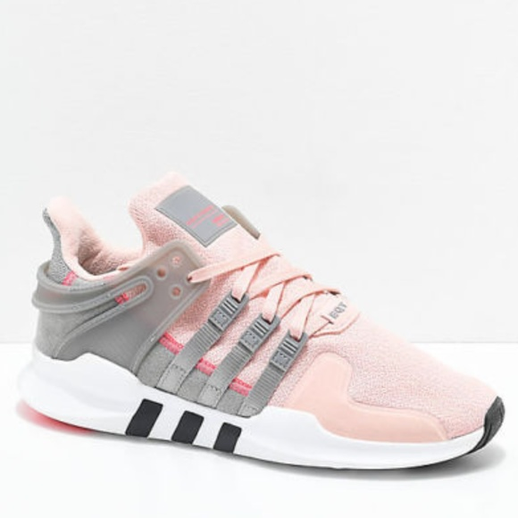 748d6c926723 Adidas Shoes - New Adidas EQT Support ADV Pink   Grey Women s